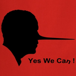 Yes we can T-shirts - Keukenschort