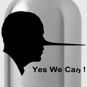 Yes We Can T-Shirts - Trinkflasche