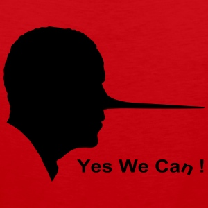 Yes we can T-shirts - Herre Premium tanktop