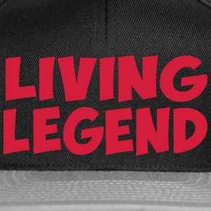 living legend Tee shirts - Casquette snapback