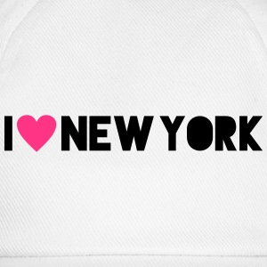 I Love New York Tee shirts - Casquette classique