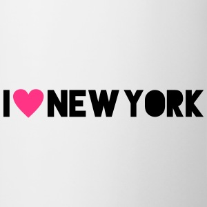 I Love New York Tee shirts - Tasse