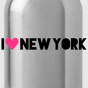 I Love New York Felpe - Borraccia