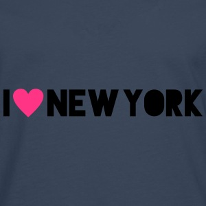 I Love New York Sweat-shirts - T-shirt manches longues Premium Homme