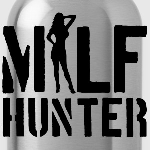 MILF Hunter T-shirts - Vattenflaska
