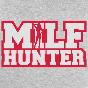 Sexy Milf Hunter Conception Tee shirts - Sweat-shirt Homme Stanley & Stella