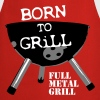 Born to Grill  Aprons - Cooking Apron