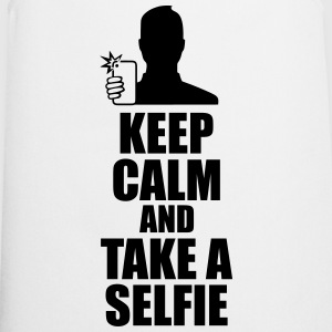 Keep Calm And Take a Selfie  Urheiluvaatetus - Esiliina