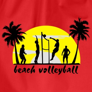 beach volleyball Tops - Sacca sportiva