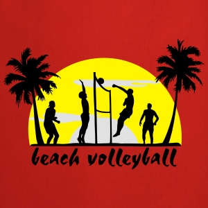 beach-volley - Tablier de cuisine