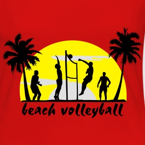 beach volleyball Tops - Women's Premium Longsleeve Shirt
