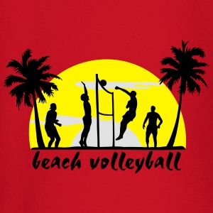 beach volleyball T-Shirts - Baby Long Sleeve T-Shirt