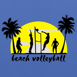 beach-volley - Tote Bag