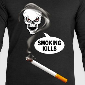 smoking kills 02 Tee shirts - Sweat-shirt Homme Stanley & Stella
