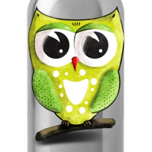 owl / bird / uil / hibou T-shirts - Drinkfles