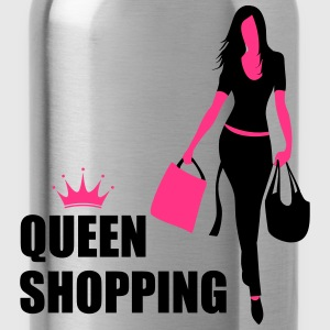 Queen Shopping Crown Koszulki - Bidon