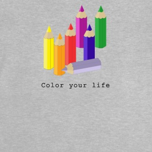 Color your life T-shirts - Baby-T-shirt
