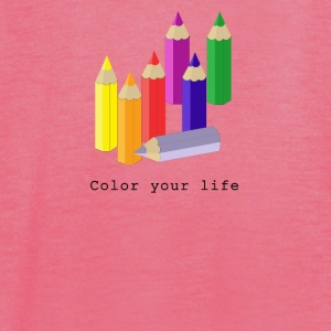 Color your life Gadżety - Tank top damski Bella
