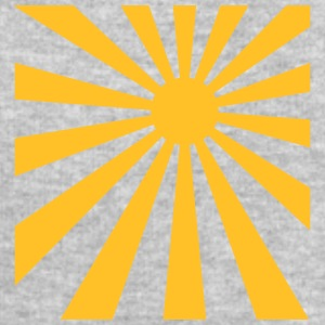 Sun rays rectangle design T-Shirts - Men's Sweatshirt by Stanley & Stella