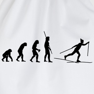 Evolution Ski Cross T-Shirts - Drawstring Bag