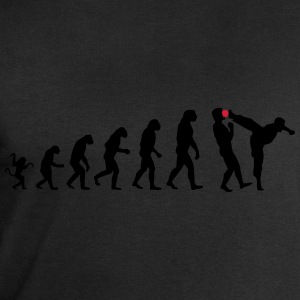 Evolution kicks ass - Männer Sweatshirt von Stanley & Stella
