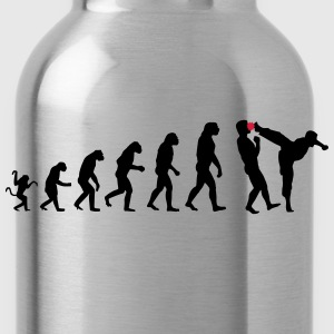 evolution T-Shirts - Water Bottle