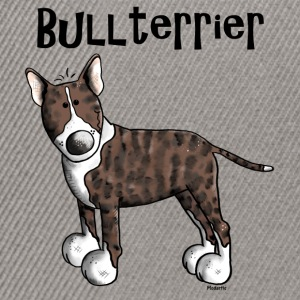 Mignon Bull Terrier - Chien - Chiens Sweat-shirts - Casquette snapback