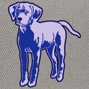 Dog Puppy T-shirts - Snapback cap