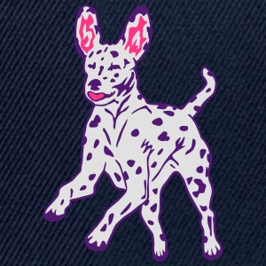 Dalmatian Dog Puppy Tee shirts - Casquette snapback