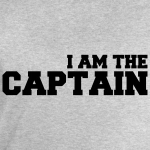 Je suis le capitaine Logo Tee shirts - Sweat-shirt Homme Stanley & Stella