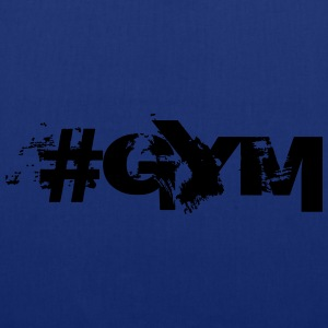 #GYM - Bodybuilding, Fitness, Crossfit  T-Shirts - Stoffbeutel