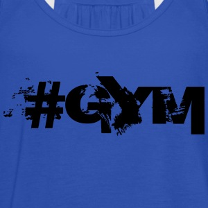 #GYM - Bodybuilding, Fitness, Crossfit  T-Shirts - Women's Tank Top by Bella