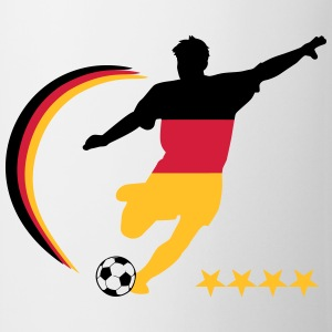 Soccer Player Germany Hoodies - Mug