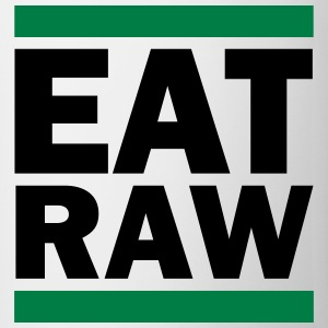 Eat Raw Camisetas - Taza