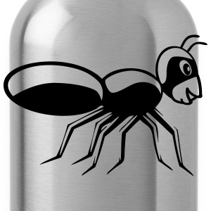 Ant insect plezier T-shirts - Drinkfles