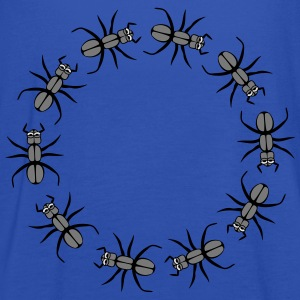 Ant insect district T-shirts - Vrouwen tank top van Bella