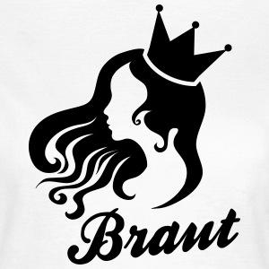 suchbegriff 39 team braut 39 t shirts online bestellen. Black Bedroom Furniture Sets. Home Design Ideas