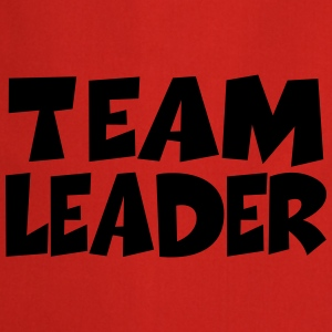 Team Leader T-Shirts - Cooking Apron