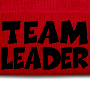 Team Leader T-Shirts - Winter Hat