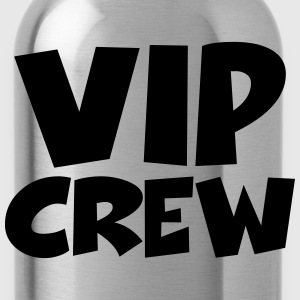 VIP Crew T-Shirts - Water Bottle