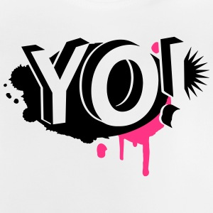 YO! Graffit  Sweats - T-shirt Bébé