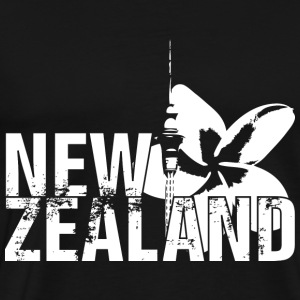 New Zealand Pullover & Hoodies - Männer Premium T-Shirt