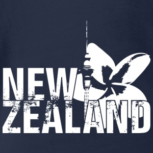New Zealand Tee shirts - Body bébé bio manches courtes