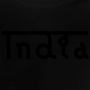India t-shirt ado - T-shirt Bébé