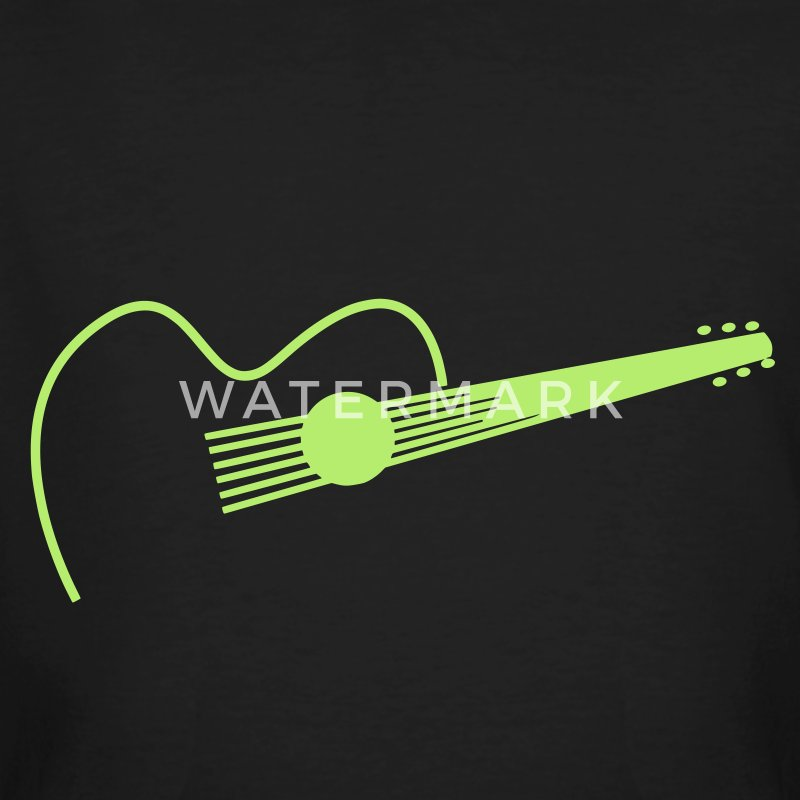 Guitar Player T-Shirt - Männer Bio-T-Shirt