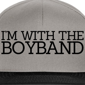 I'm With The Boyband T-Shirts - Snapback Cap