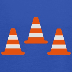 Traffic Cones T-Shirts - Women's Tank Top by Bella