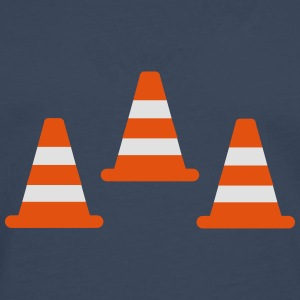Traffic Cones T-Shirts - Men's Premium Longsleeve Shirt