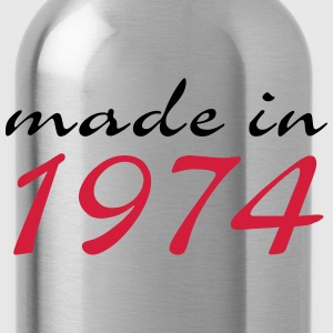 made in 1974 - Trinkflasche