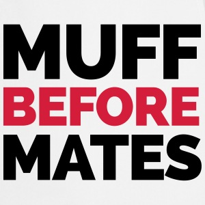 Muff Before Mates  Tee shirts - Tablier de cuisine